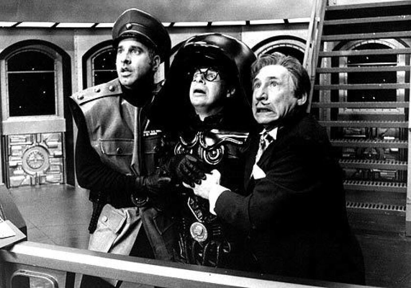 "A scene from Mel Brooks' 1987 film ""Spaceballs"""