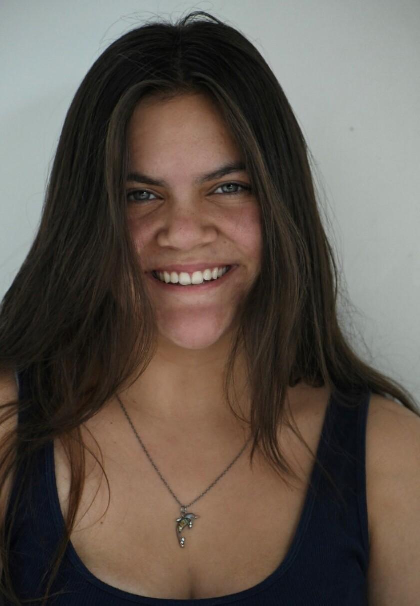 Samantha Hernandez, a junior at Ramona High School, is the Ramona Sentinel's new photographer/reporter.