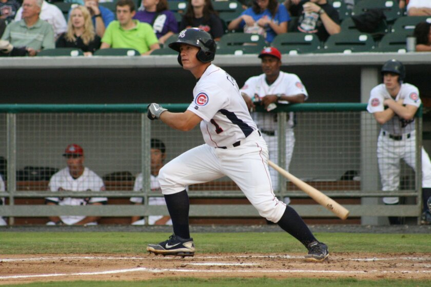 "Matt Cerda made steady progress through the Chicago Cubs organization but didn't want to become a ""career minor leaguer."""