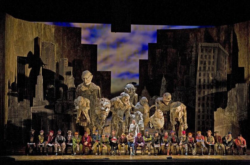 Satyagraha Metropolitan Opera