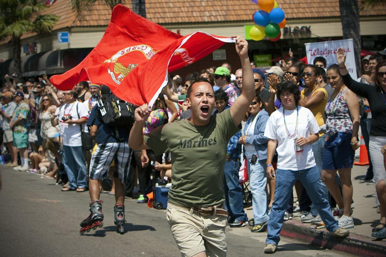 Pride parade 2011