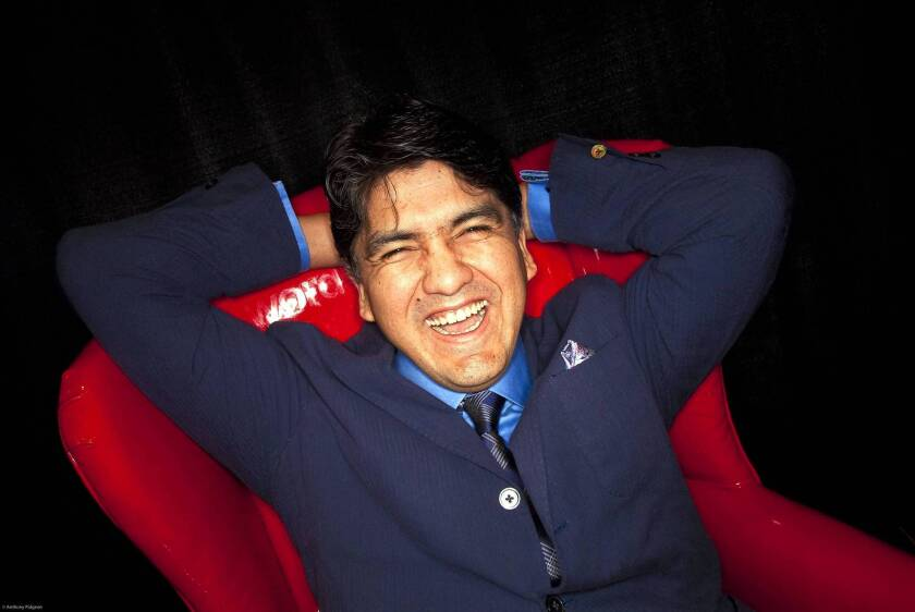 Writer Sherman Alexie will volunteer at a local bookstore on Saturday for the inaugural Indies First day.