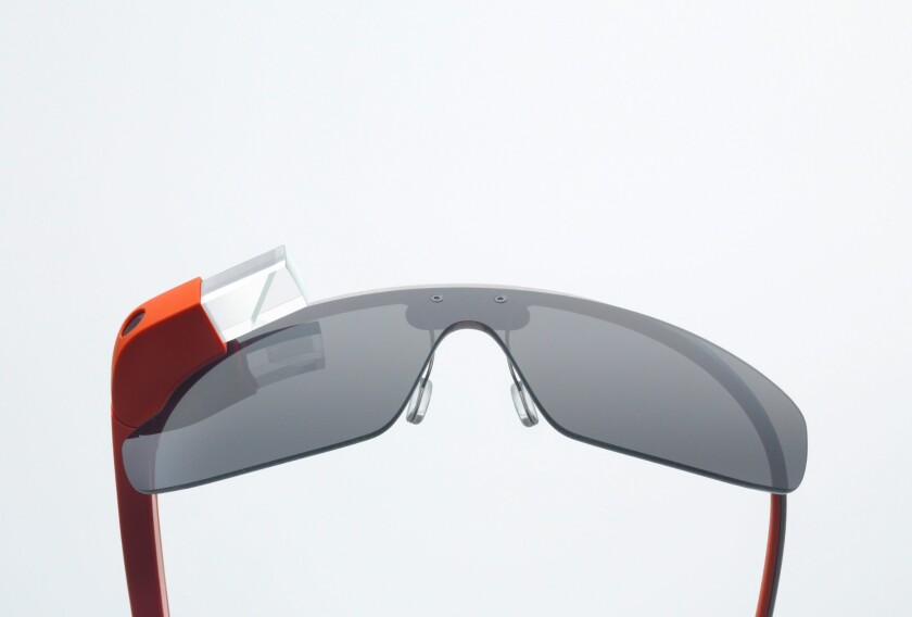 Google Glass has been used to shoot a professional pornographic movie for the first time.
