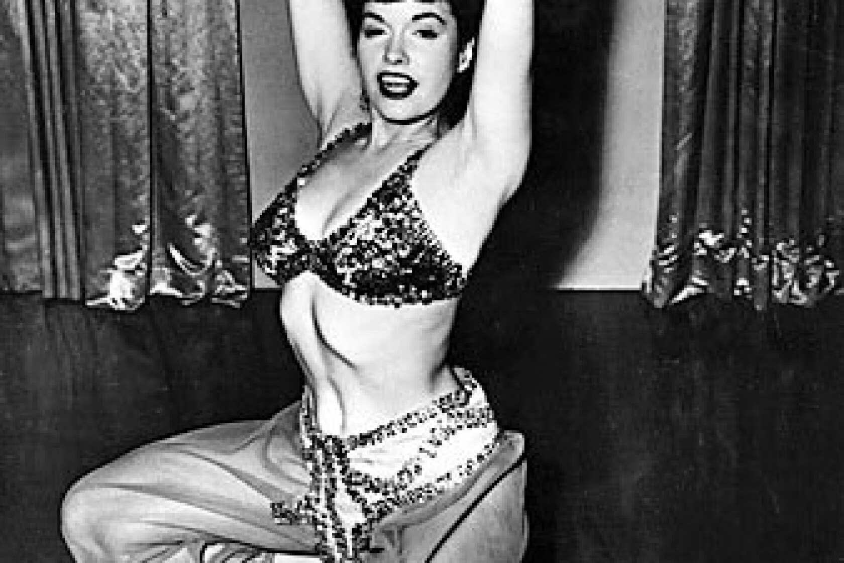 Bettie Page Hd pinup queen bettie page dies at 85 - los angeles times