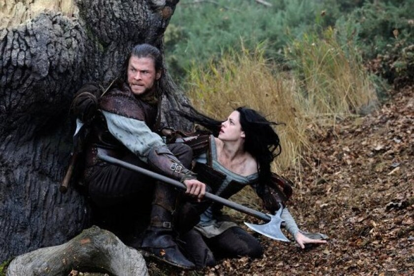 'Snow White and the Huntsman' to open