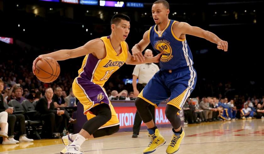 Jeremy Lin, Stephen Curry