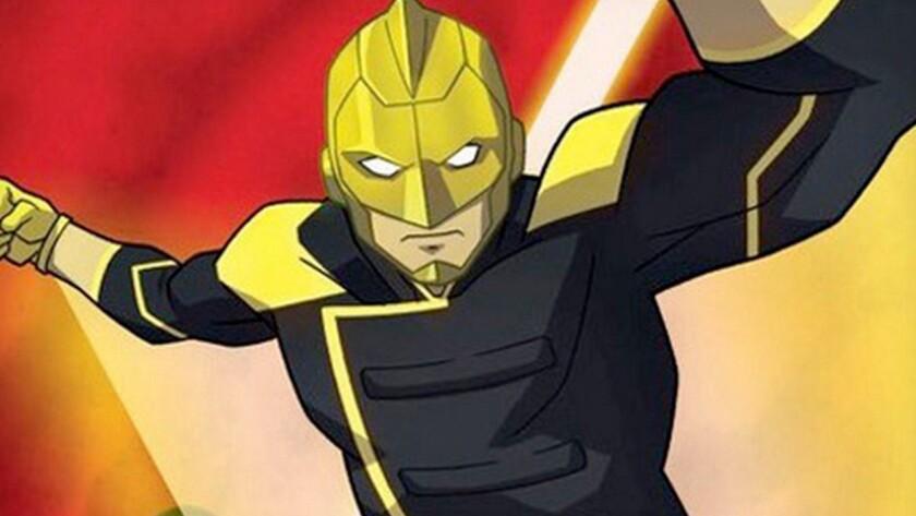 The Ray es el primer héroe de acción homosexual que tendrá su propia serie de televisión gracias a los esfuerzos de The CW, cadena que transmitirá esta creación animada de DC Comics.