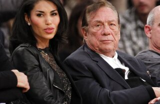 Donald Sterling banned from NBA for life