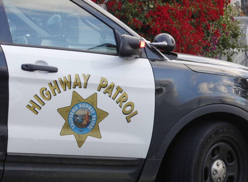 California Highway Patrol responded to a fatal car crash Saturday night at Flinn Springs Park.