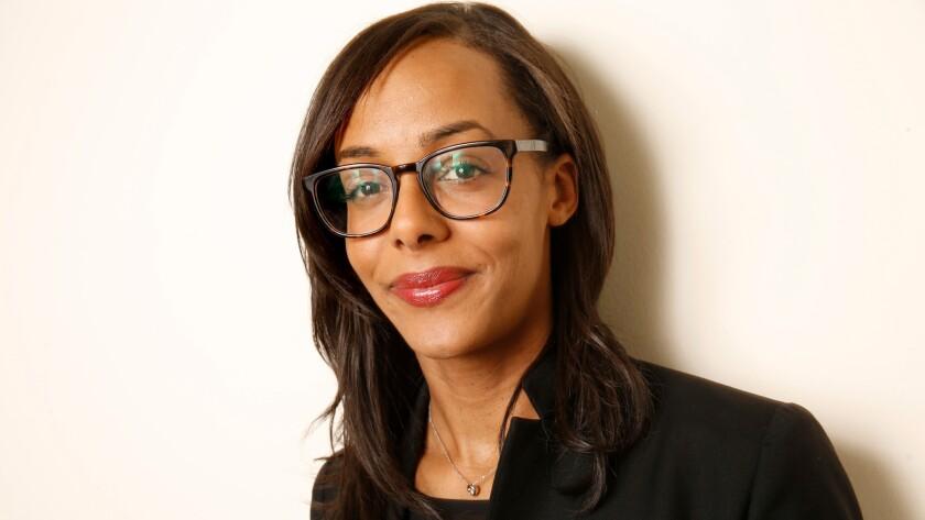 Lisa Lucas, executive director of the National Book Foundation