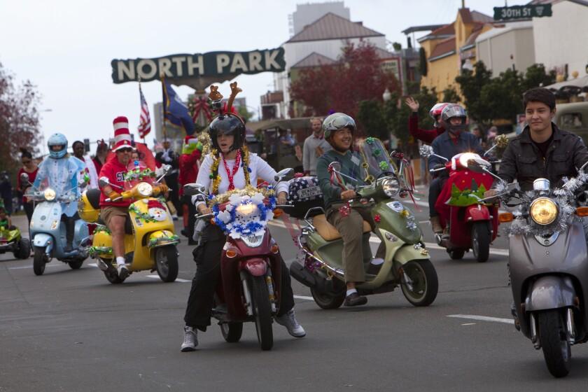 North Park Toyland Parade