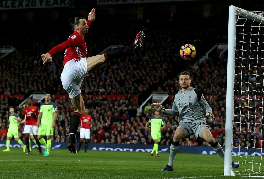 LIGA PREMIER: Ibrahimovic salva al Manchester United y Pep sufre su peor derrota.
