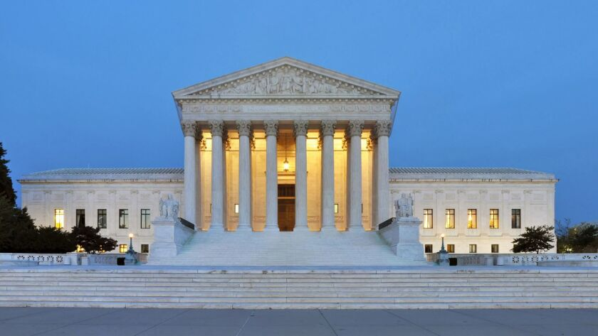The U.S. Supreme Court denied an attempt by top Pennsylvania Republican lawmakers to delay drawing a new congressional map after the Pennsylvania Supreme Court found it unconstitutional.