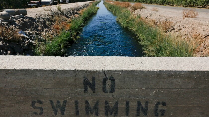 New federal funding will aim at lowering nitrate runoff from agriculture in the Central Valley