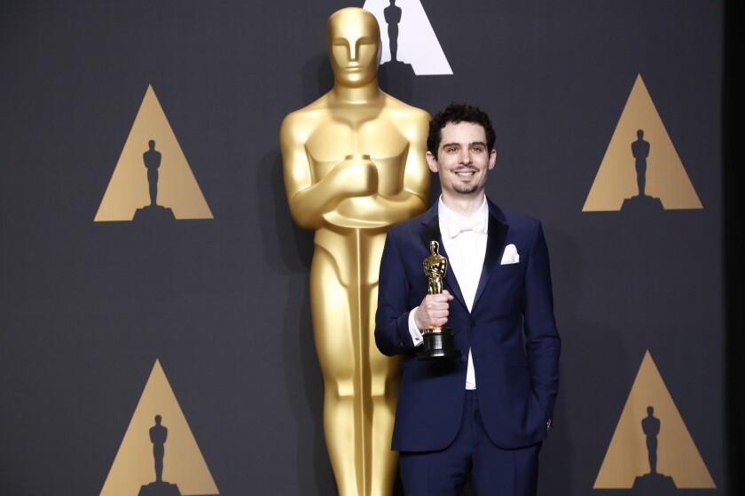 """La-La Land"" director Damien Chazelle"