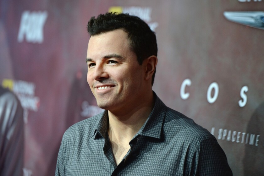 Seth MacFarlane signs $200 million TV deal with NBCUniversal