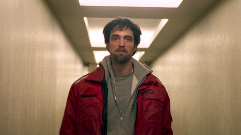 """Robert Pattinson as Connie Nikas in the film """"Good Time."""" Credit: Cannes Film Festival"""
