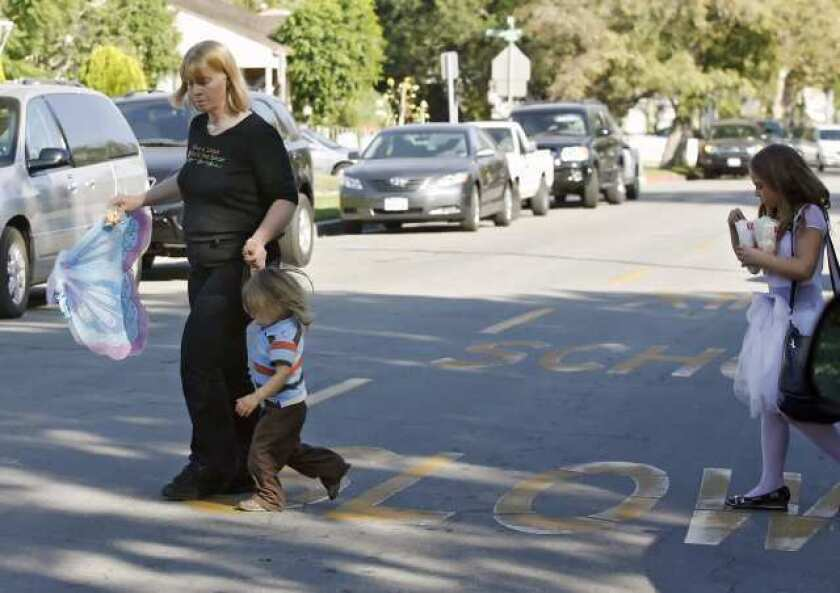 Burbank gets nearly $440,000 for bike, pedestrian safety at school sites