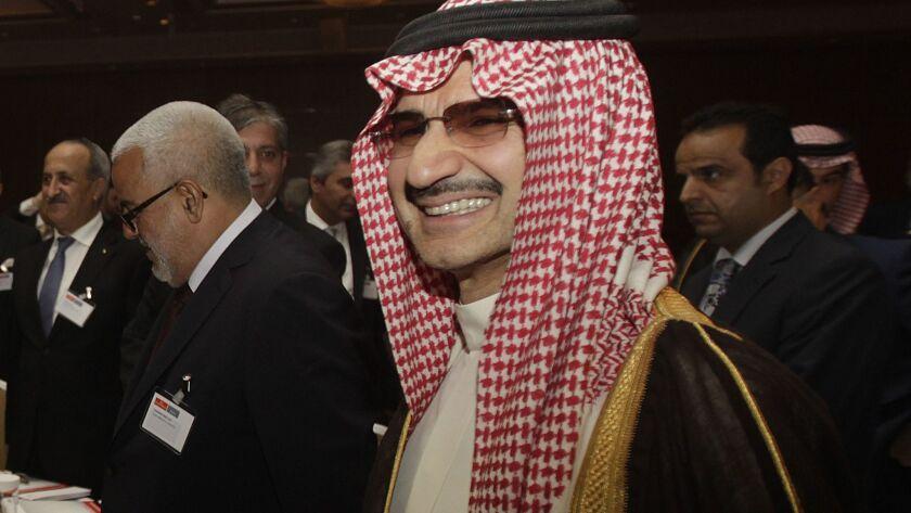 Alwaleed Bin Talal Bin Abdulaziz Al Saud, Athens, Greece - 05 May 2014
