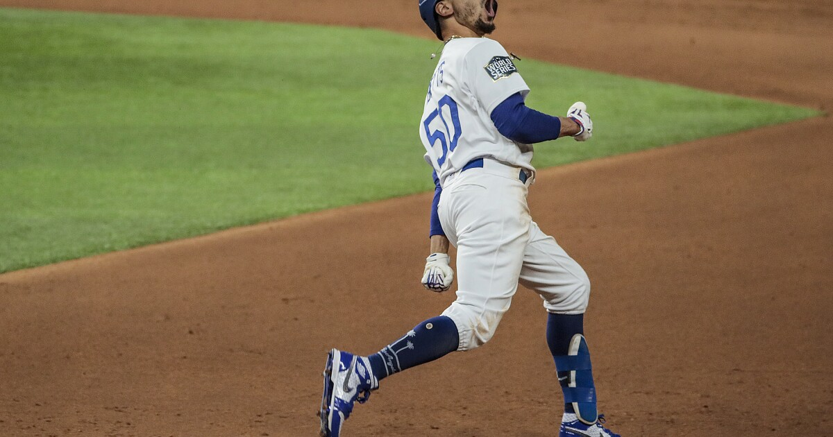 Path to the World Series title: How the Dodgers won the championship