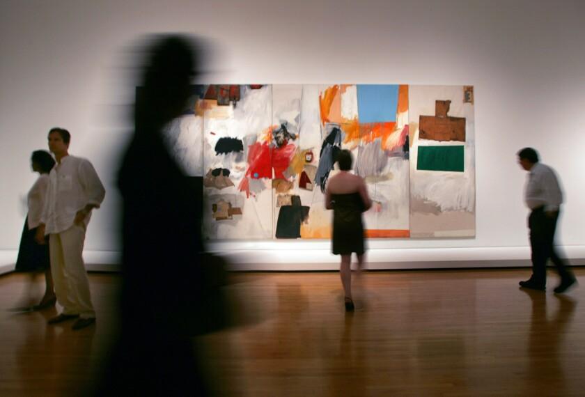Robert Rauschenberg at MOCA