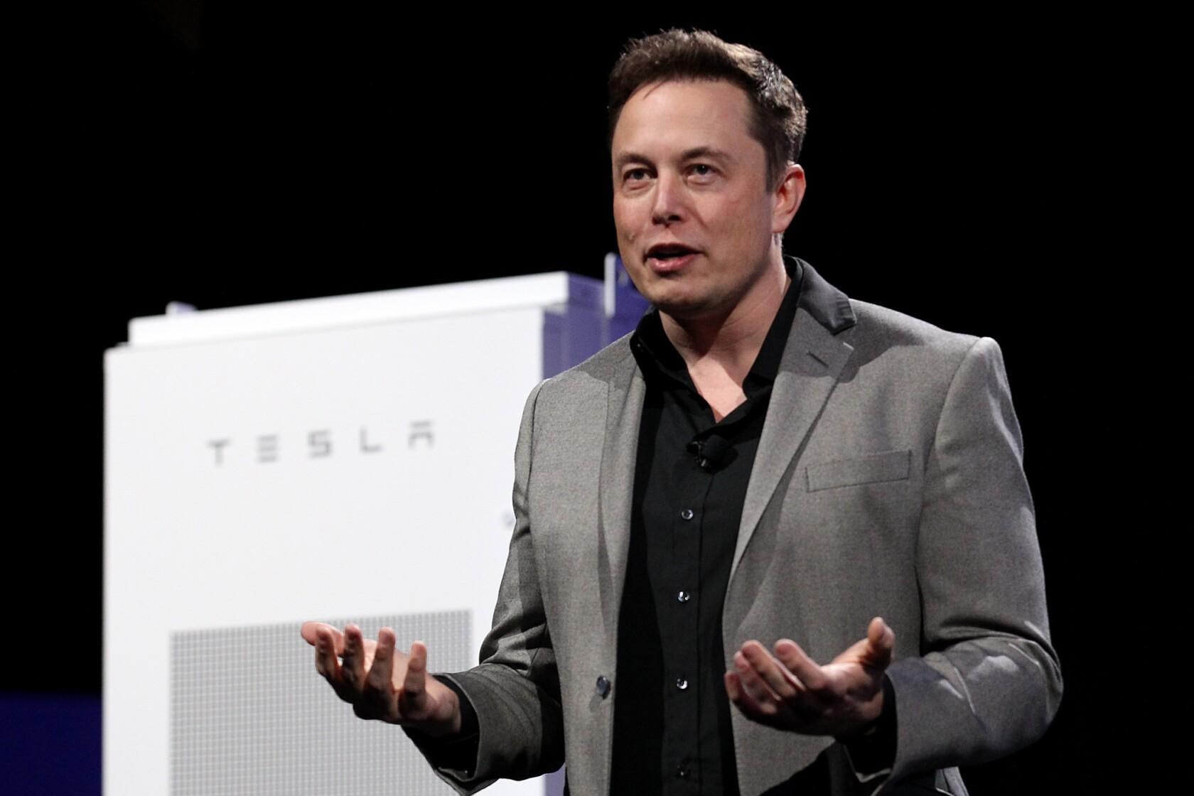 Tesla's Elon Musk and his big ideas: A brief history - Los