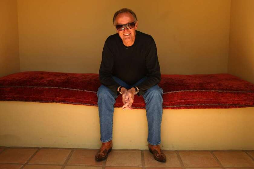 Peter Fonda will be celebrating his father Henry Fonda's legacy Friday at the 2015 TCM Classic Film Festival in Hollywood.