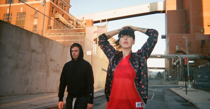 """Sleigh Bells just released their new album """"Jessica Rabbit"""" and will perform in San Diego on Nov. 11. Courtesy photo"""