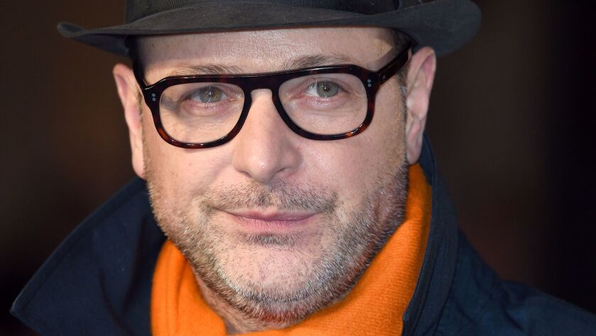 Director Matthew Vaughn, a Comic-Con veteran, is appearing at the convention's vaunted Hall H with h
