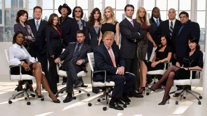 'The Celebrity Apprentice'