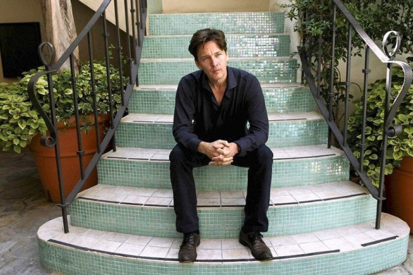 "Actor and travel writer Andrew McCarthy has a new memoir entitled, "" The Longest Way Home."""