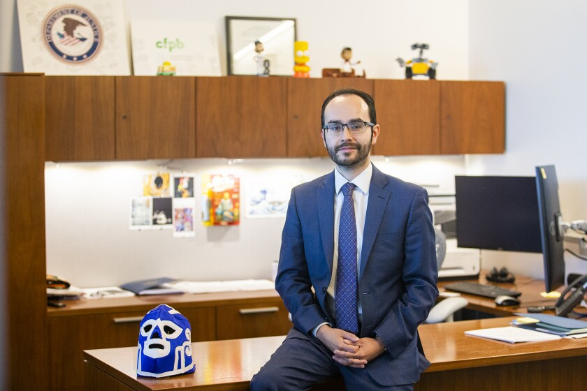 Sergio Perez is the executive director of the Orange County Office of Independent Review.