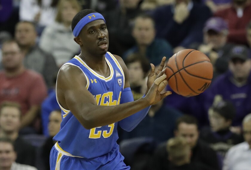 UCLA has struggled mightily, but coach Mick Cronin isn't going to take playing time away from older players such as Prince Ali in an effort to develop younger players.