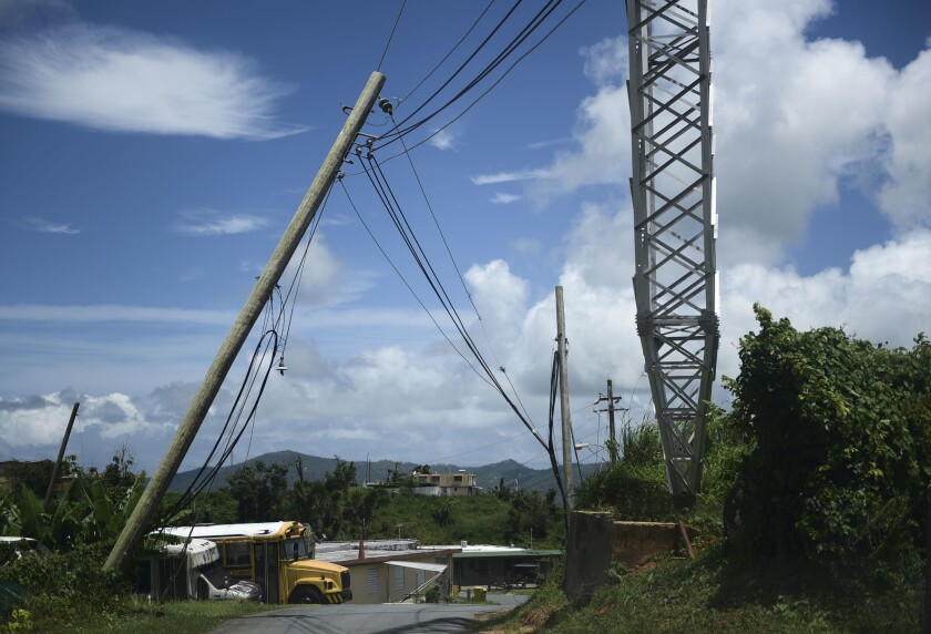 Turmoil calms as Puerto Rico governor turns to policy - The San