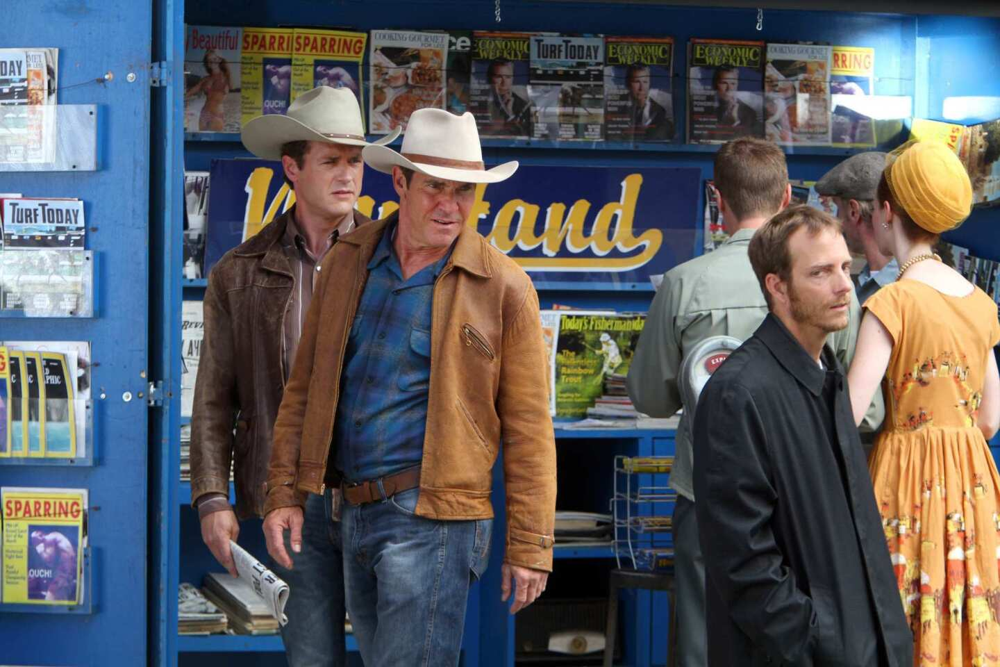 Dennis Quaid in new show Vegas