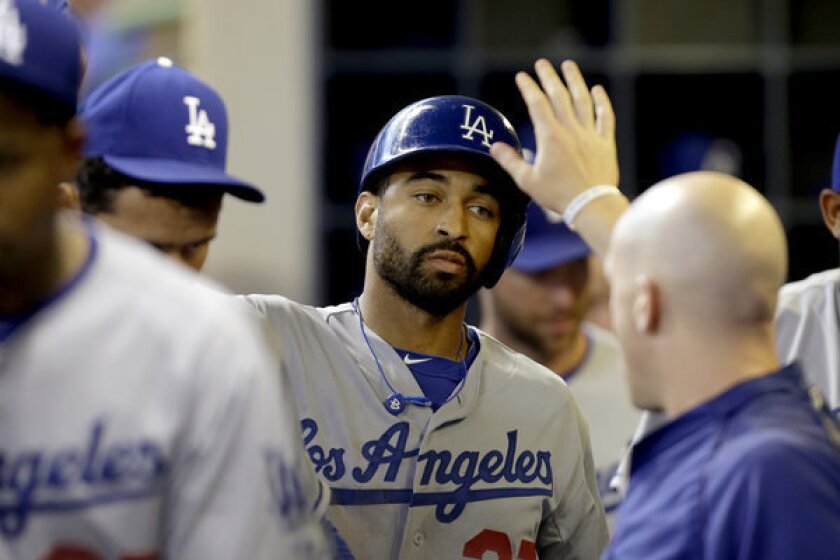 Dodgers' Matt Kemp fears being labeled injury-prone