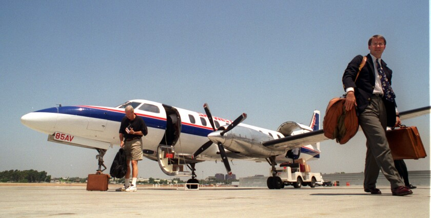 SkyWest Airlines cites new regulations for ending service
