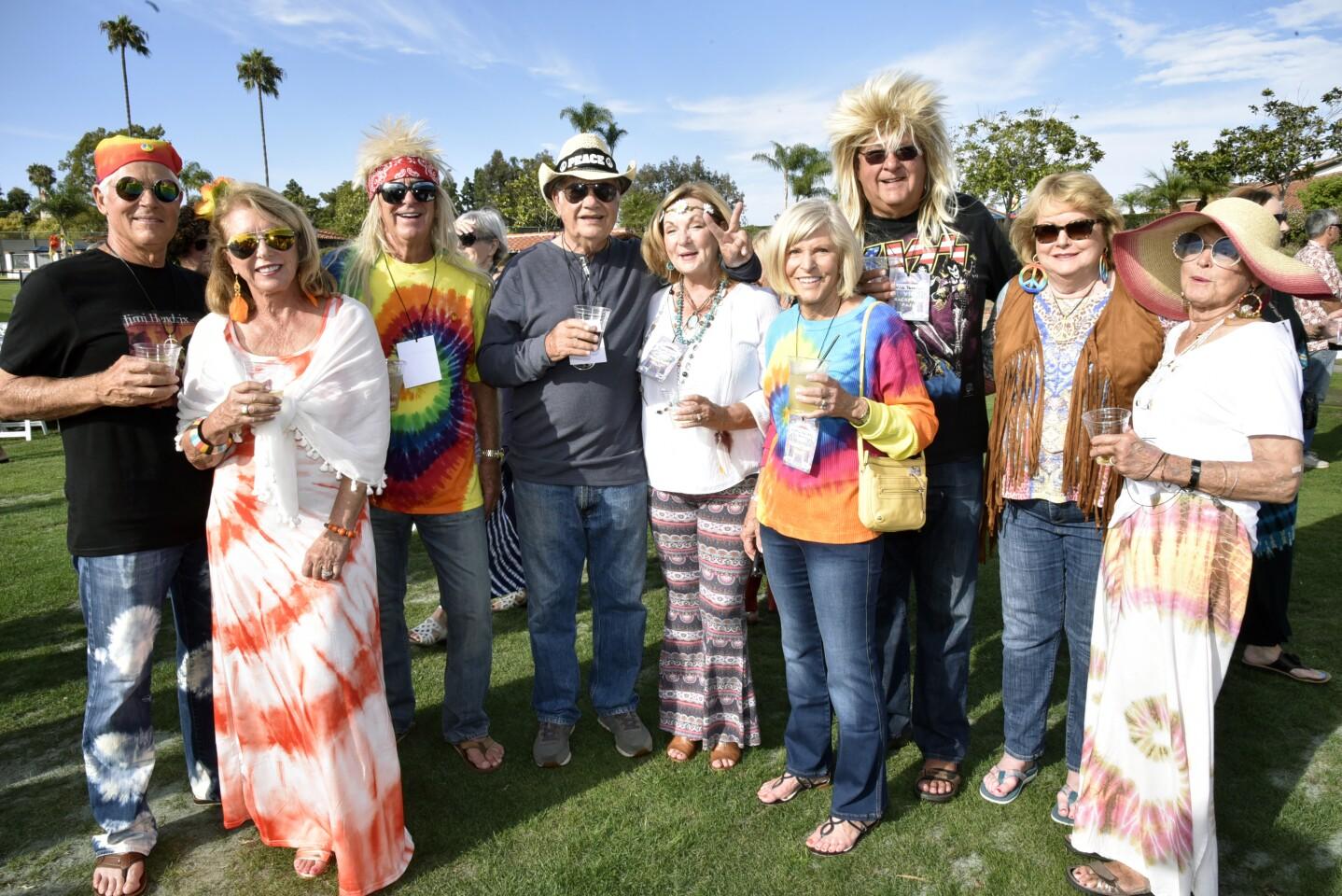 """""""Woodstock"""" attendees"""
