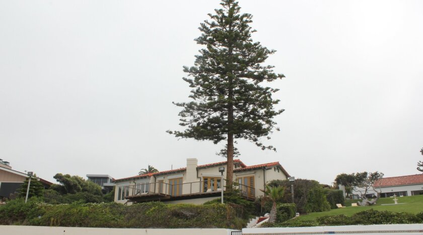 Mitt Romney's beachfront home won't be remodeled until after the campaign, an aide says. Photo: Dave Schwab