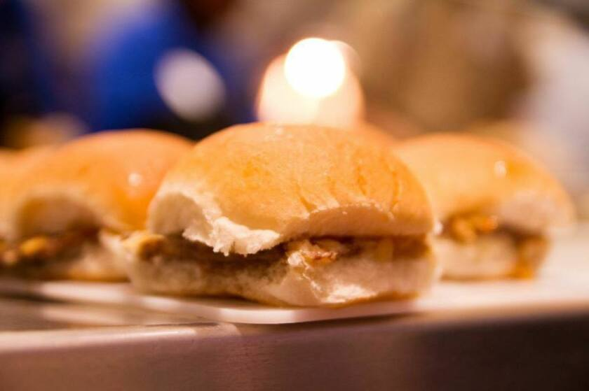 White Castle burgers can now be found on the Las Vegas Strip.