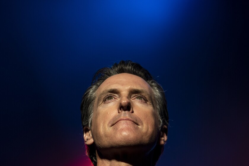 Gov. Gavin Newsom hopes for $14 billion in more aid from Congress and the Trump administration.