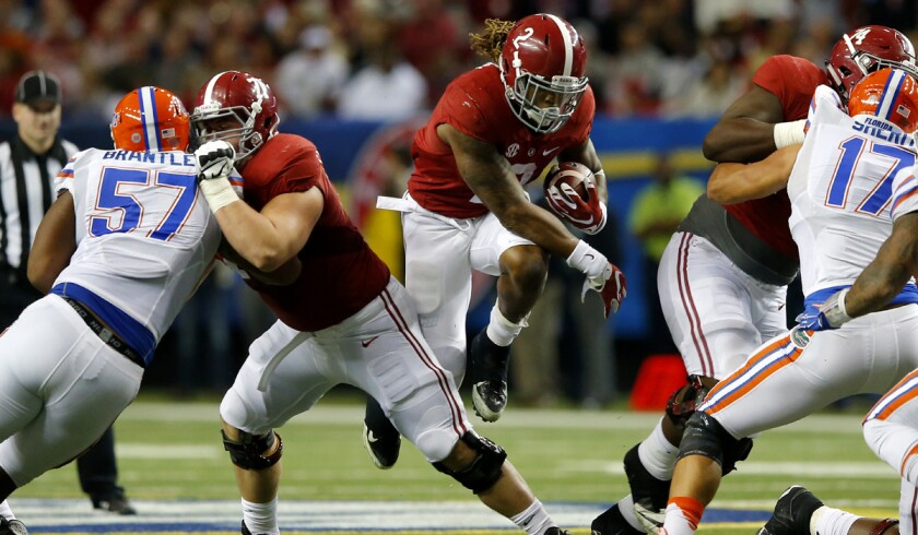 No. 2 Alabama beats No. 18 Florida, 29-15, to secure place in College Football Playoff