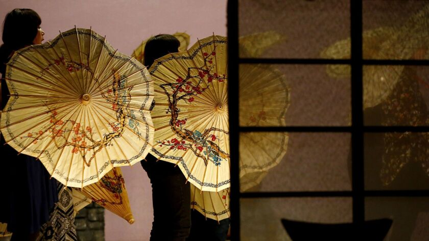 Madama Butterfly' like never before: Sung in Japanese and English
