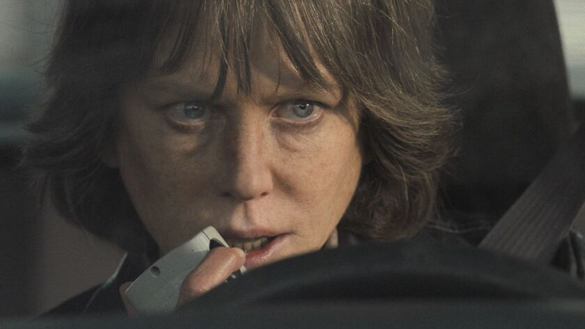 """This image released by Annapurna Pictures shows Nicole Kidman in a scene from """"Destroyer."""" (Annapur"""