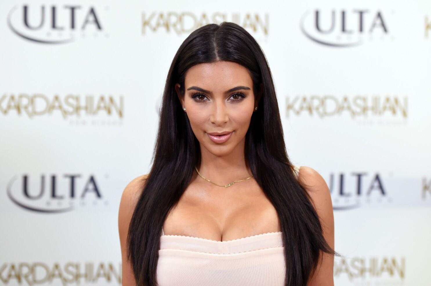 Kim Kardashian West appeals to Trump to free rapper ASAP Rocky