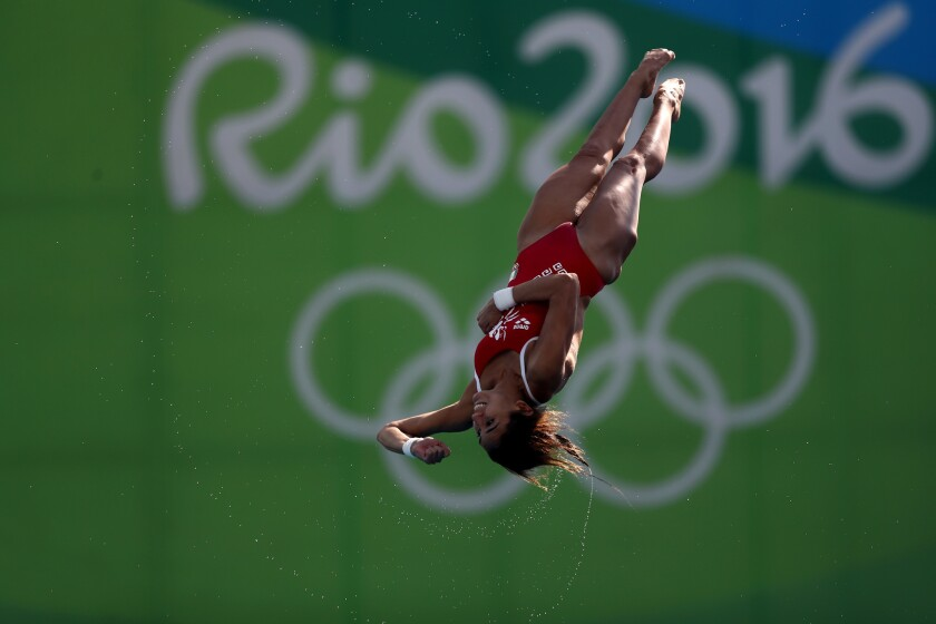 Diving - Olympics: Day 12