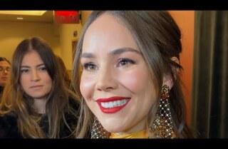 Alejandra Espinoza brilla y Camila Sodi ignora a los medios