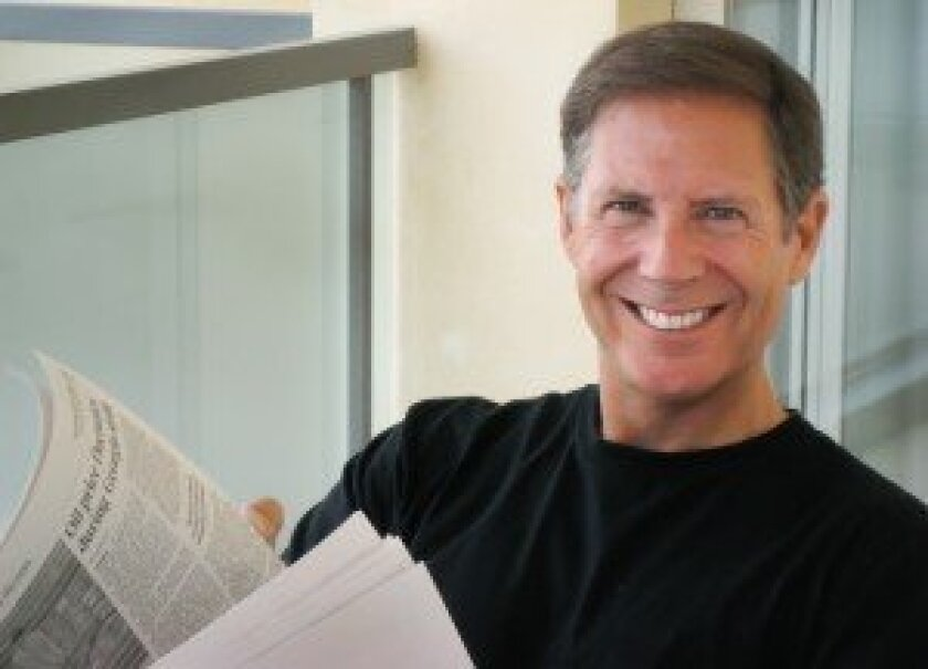 Author Christopher Reich Courtesy photo