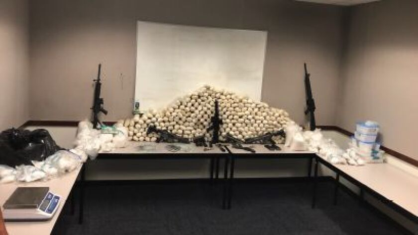 500 pounds of meth seized during cartel investigation in