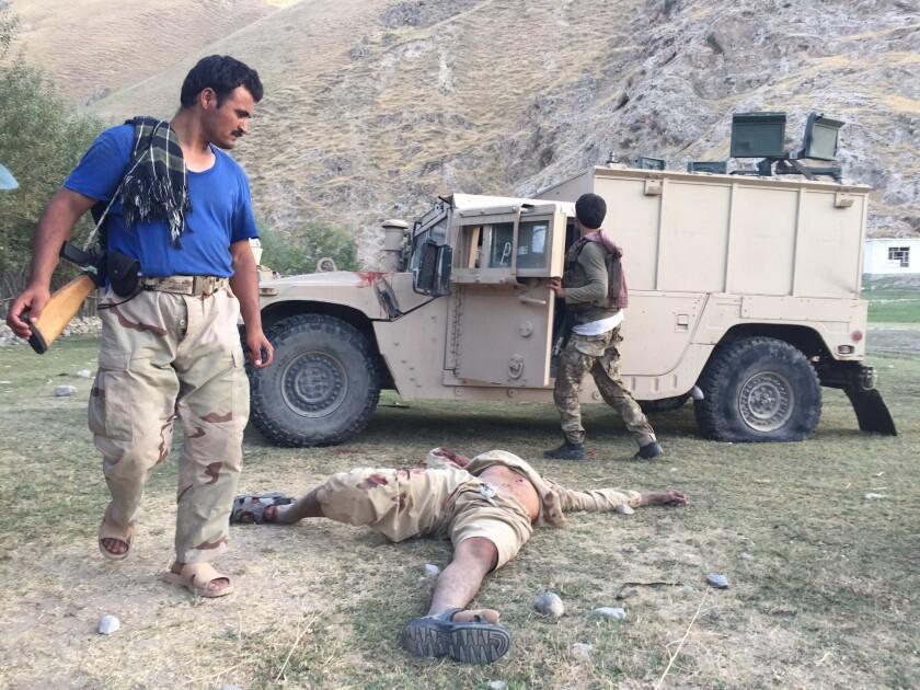 Afghanistan militias